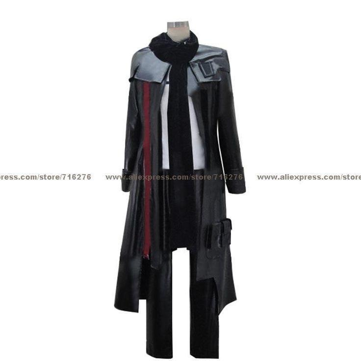Barato Kisstyle moda guilty Crown Shu Ouma Cosplay traje-nueva llegada