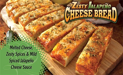 Little Ceasers Italian Cheese Bread Recipe