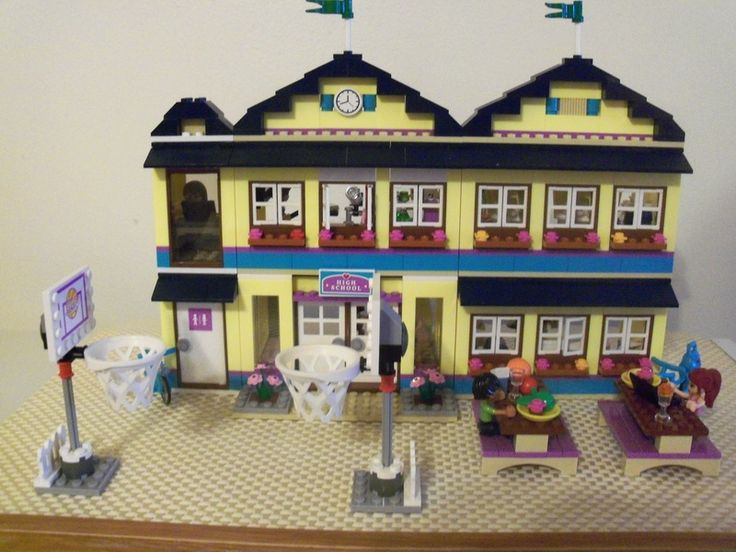 Lego Friends Heartlake City Airport Instructions Best Airport 2017