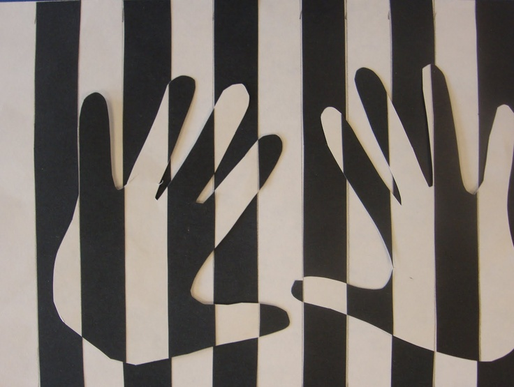 Used this lesson and taught about Bridget Riley.