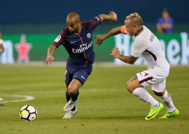 Update on PSGs Lucas Moura moving to Man United          By means of   Benjamin Newman    Created on: January 7 2018 2:29 pm  Closing Up to date: January 7 2018  2:29 pm   Lucas Moura & Guy United  One of the most switch tales which has been doing the rounds in France for a while are claims that PSG wish to do away with Lucas Moura.  Many have steered that Lucas has simplest survived this lengthy in Paris on account of Neymar.  Neymar in fact joined PSG from Barcelona…