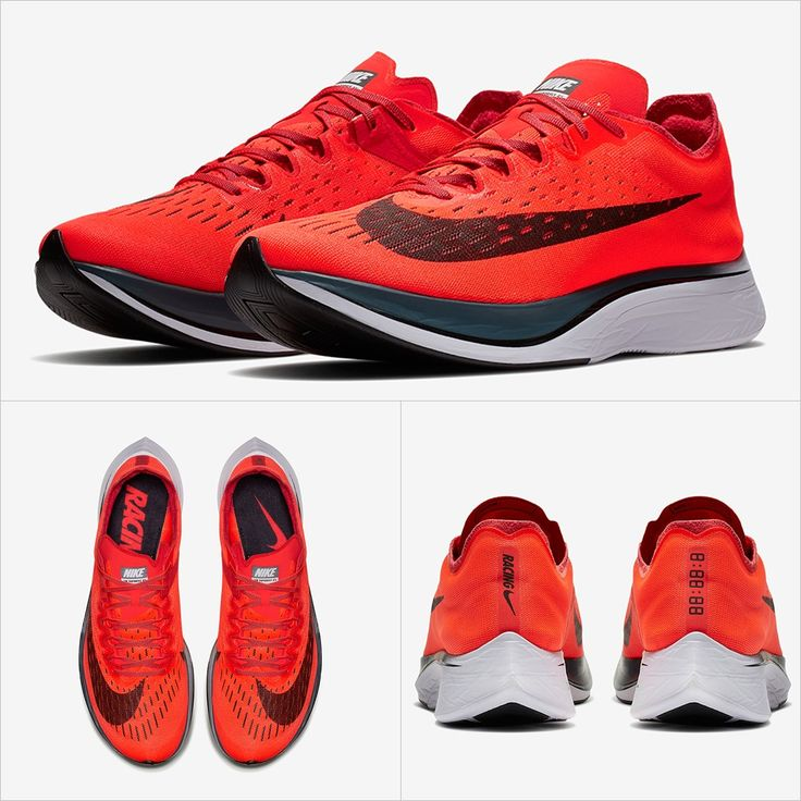 Nike zoom Vaporfly 4% Red