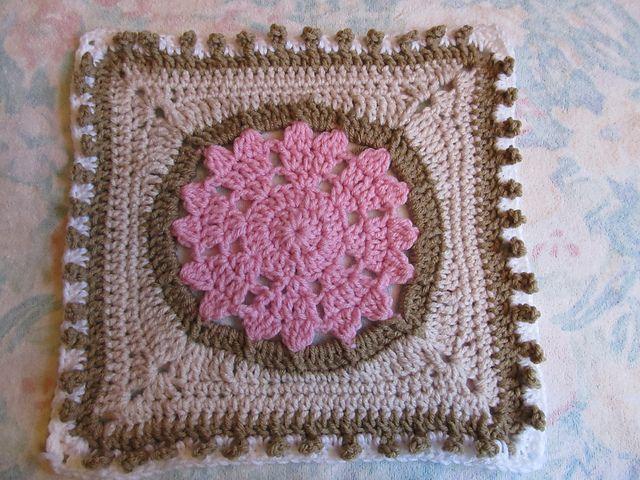 Ravelry: SmoothFox Peppermint Mocha Frappe pattern by Donna Mason-Svara: Crochet Blocks, Crochet Granny, Crochet Afghans, Free Pattern, Crochet Squares, Peppermint Mocha, Granny Squares, Crochet Patterns, Mocha Squares