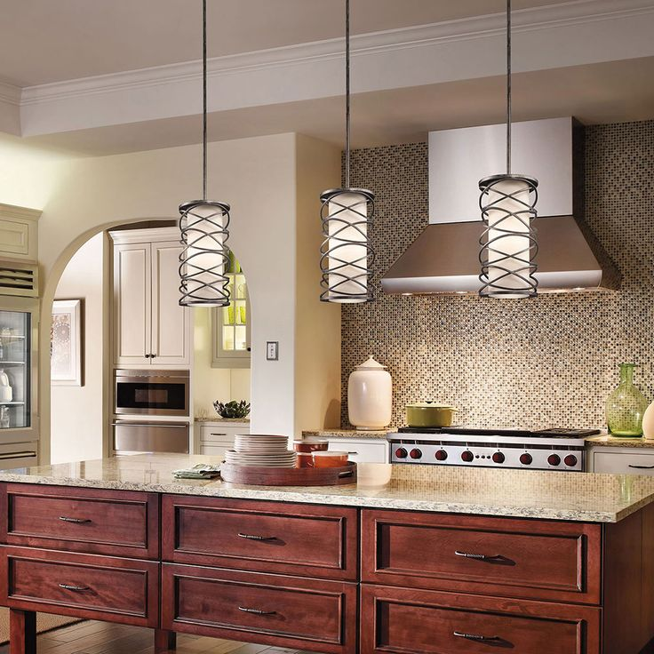 Traditional Kitchen Lighting Ideas Pictures: 175 Best Island Lighting Images On Pinterest
