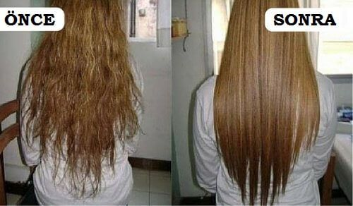 Saçlarınızı Düzleştirmenin Doğal Yollarını Keşfedin