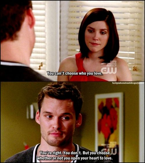 One Tree Hill 6x17 You And Me And The Bottle Makes Three Tonight