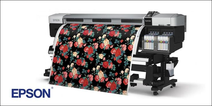 Heimtextil 2017: Epson to present latest digital textile printing solutions.  #Digitalprinter #TextilePrinter #Epson #Event #Heimtextil