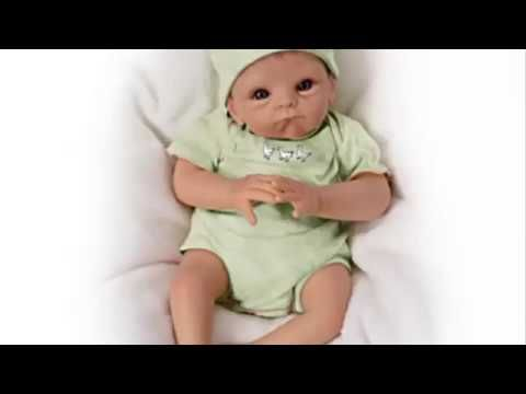 """So Truly Real """"Silly Goose"""" Lifelike Poseable Baby Doll"""