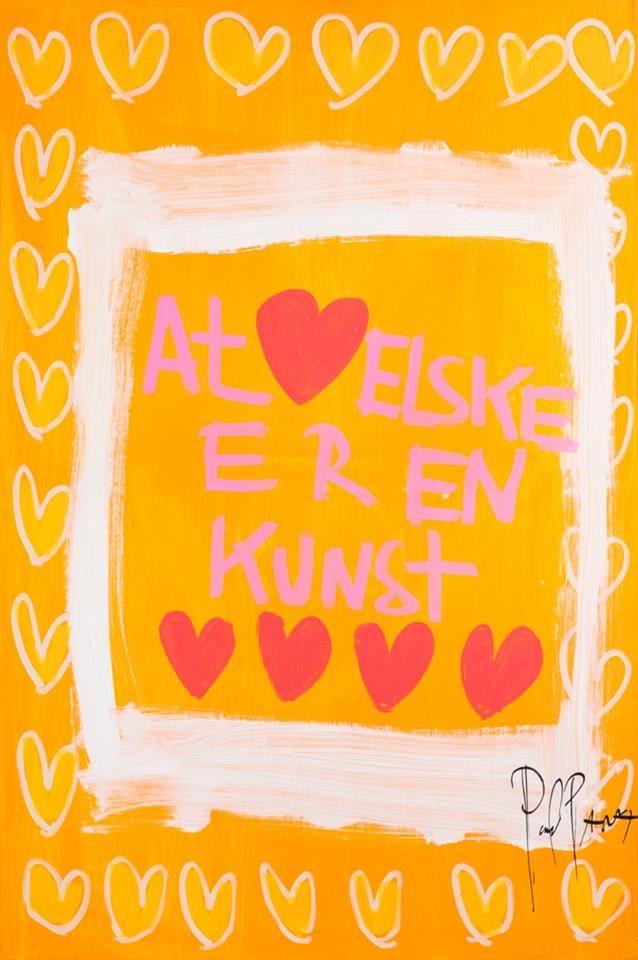 Love (elske = Danish)