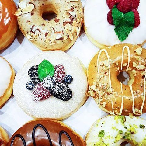 Donut Snob || West Hollywood http://www.donutsnob.com