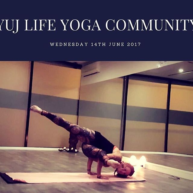 Wednesdays6am warm Hatha Restore9.30am Heated Vigorous Yoga Flow6pm Heated Dynamic Flow7.30pm Heated Strength & Balance YogaWalk Ins Welcome #yujlife #yujlifeyoga #glenosmondroad #glenosmondroadyoga