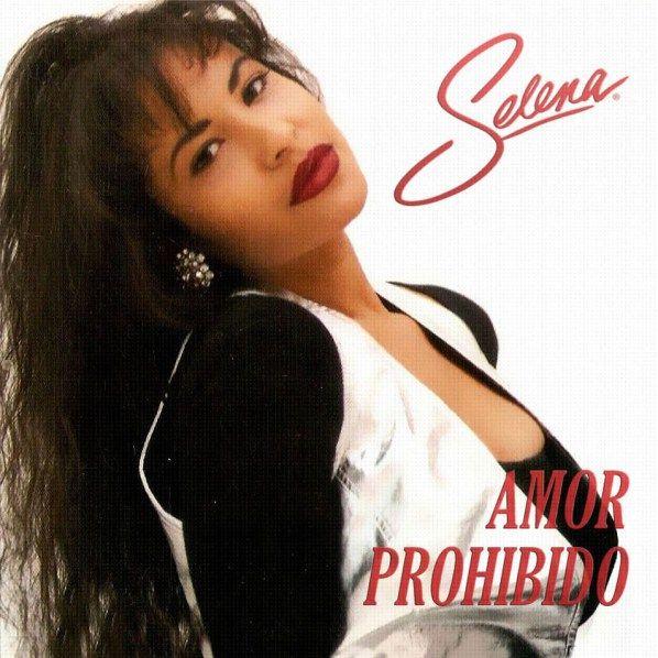 Selena-Amor_Prohibido_(CD_Single)-Frontal Selena Amor Texas