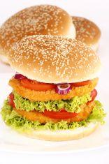 Hamburguesa de Pollo Producción Ecológica (4 Uds. bandeja 0,4 Kg)BANDEJA DE 4 UNIDADES #hamburguesa