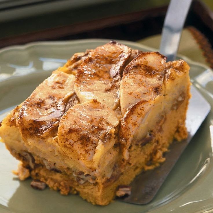 Layers of deep-orange sweet potatoes, golden butternut squash, crunchy pecans and tender, crisp apples come alive with the flavors of vanilla, cinnamon and nutmeg for the perfect side that's sure to become a new holiday tradition.