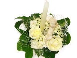 """Résultat de recherche d'images pour """"fleurs blanches mariage centre de table"""""""