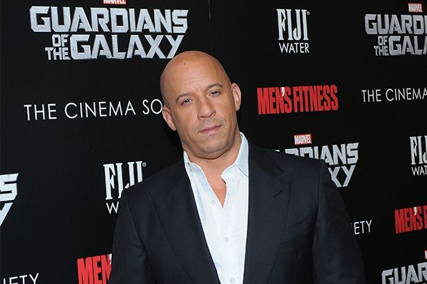 Vin Diesel Sued by Former Producer Over 'xXx' Sequel - What's up Celebrities?
