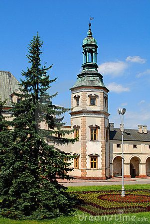 Bishop `s Palace In Kielce. Poland - Download From Over 40 Million High Quality Stock Photos, Images, Vectors. Sign up for FREE today. Image: 20107946