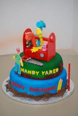 1000 images about handy manny on pinterest image search for Handy manny decorations