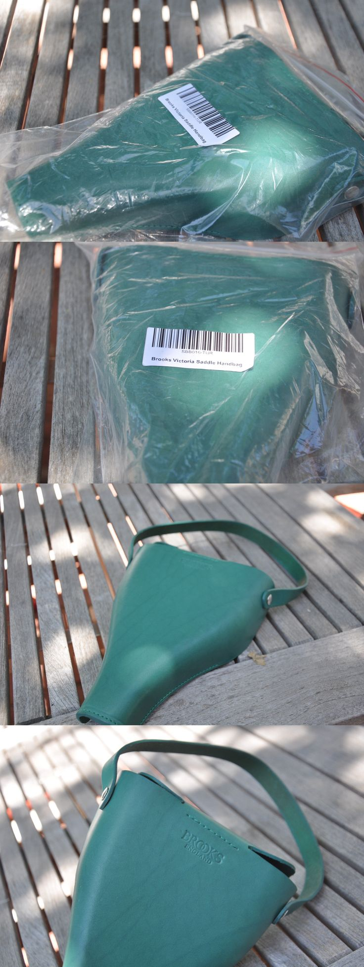 Saddle Covers Seat Covers 177838: Brooks Victoria Saddle Bag Handbag Purse Turquoise -> BUY IT NOW ONLY: $30 on eBay!