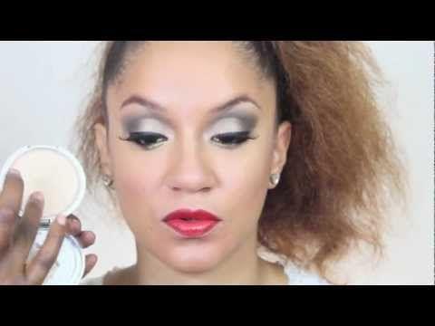 ▶ Evelyn Lozada Makeup maquillaje las esposas del baloncesto - YouTube