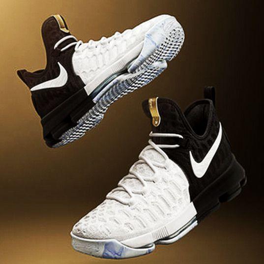 more photos 7bc45 699b3 Nehmen Billig Rot Billig Schuhe Deal Nike Zoom Kd V (5) Gold Balck