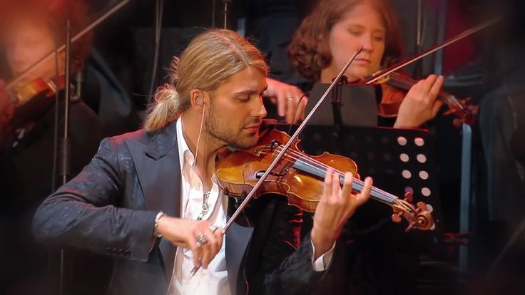 David Garrett Rock Symphonies DVD | из видео «David Garrett Rock Symphonies - Open Air Live