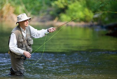Making your own bamboo fly fishing rod the o 39 jays for Make your own fishing rod