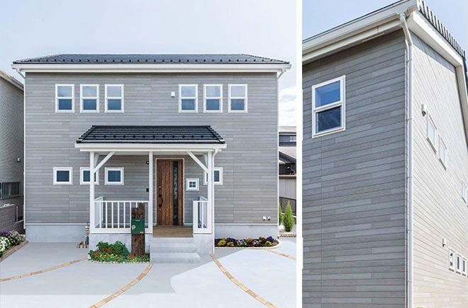 Lixilグループの外壁 外装メーカーの旭トステム外装株式会社 住宅 外観 マイホーム 外観 平屋外観