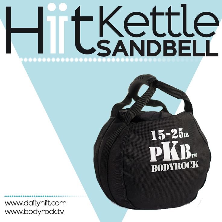 NEW! Kettle Sandbell! On SALE until March 17th!