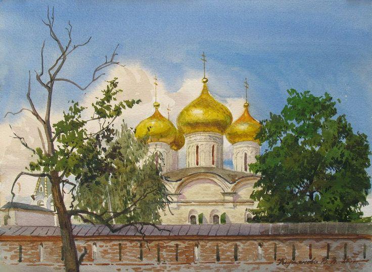 Кострома. Храм Ипатьевского собора