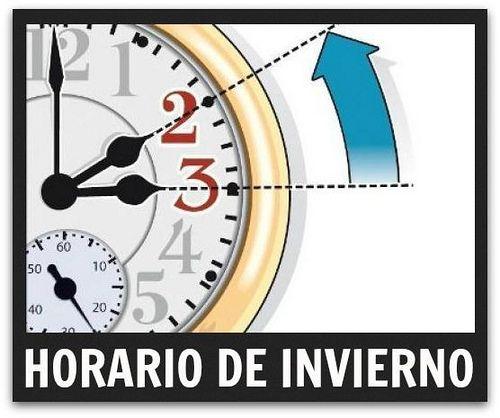 Cambio de Hora – Horario de Invierno 2014 http://elblogdeviper.es/