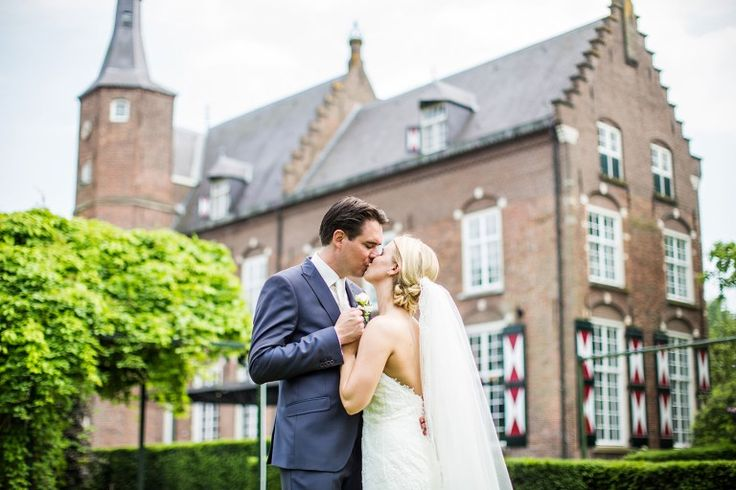 Bruidsfotografie Kasteel Maurick door Dario Endara Wedding Photography