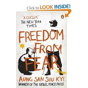 Books by Aung San Suu Kyi (Author of Letters from Burma)