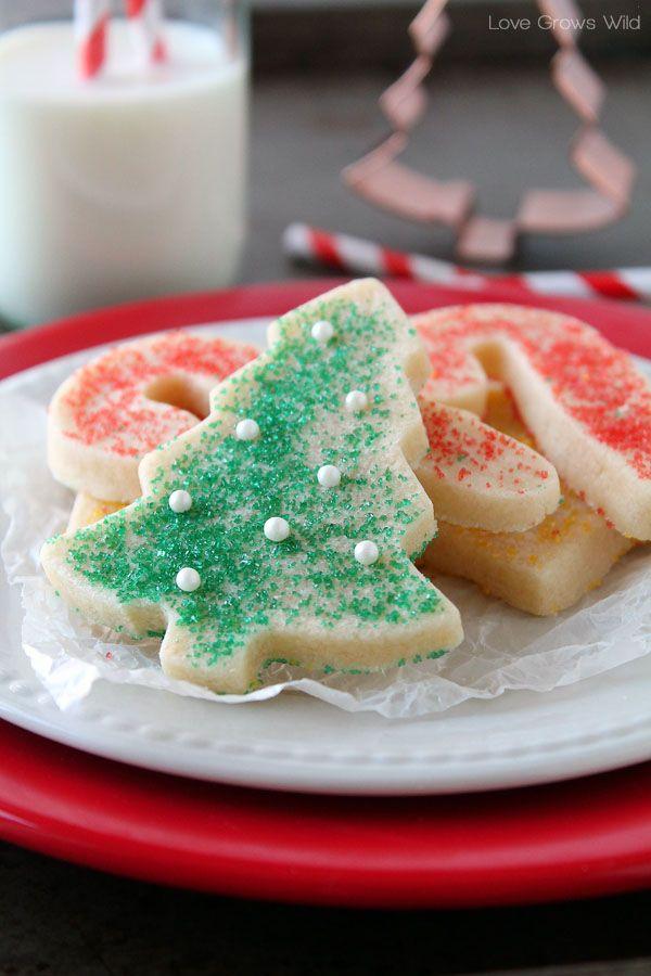 SUgar Cookie Cut Out Recipe
