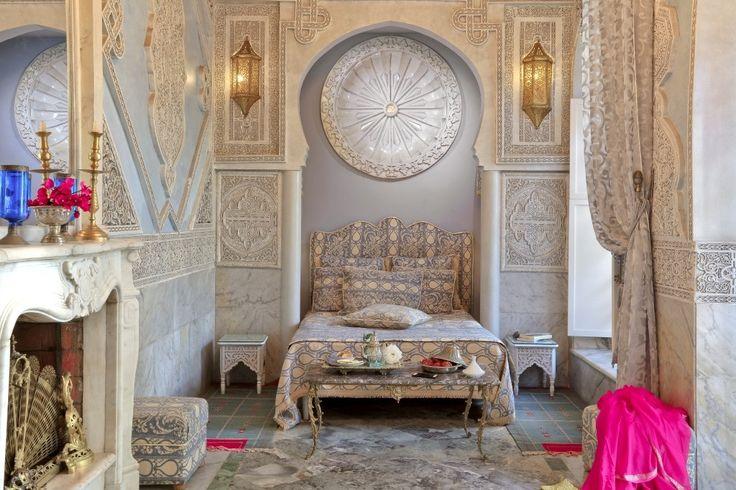 "Riad ""Dar El Malaika"" 5 stars – extravagant, 5-bedroom riad in El Jadida with... in El Jadida, Morocco."