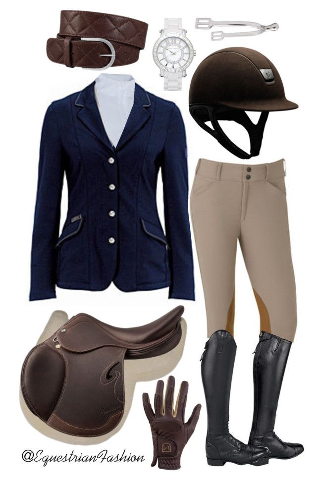 """Hunters: avant-garde"" by equestrianfashionofficial ❤ liked on Polyvore featuring Vince Camuto"