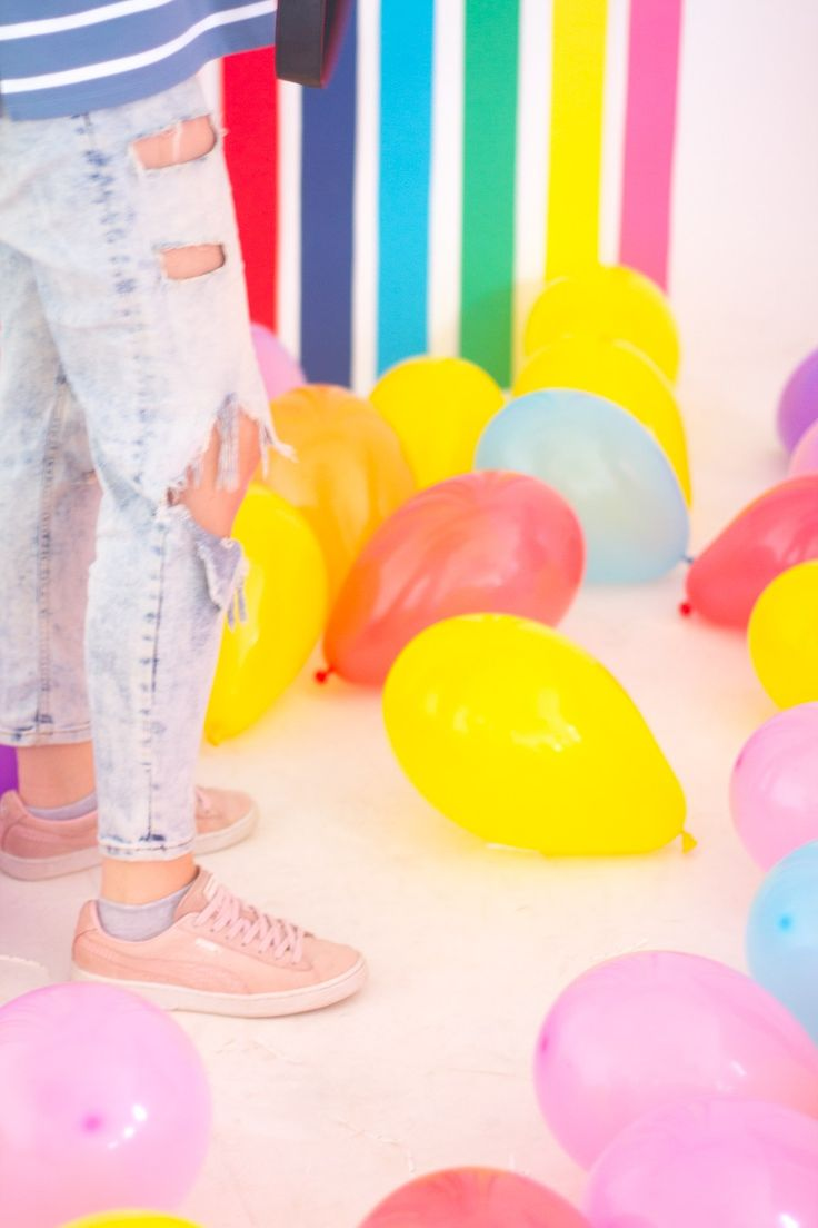 269 best BECAUSE BALLOONS images on Pinterest | Balloons, Party time ...