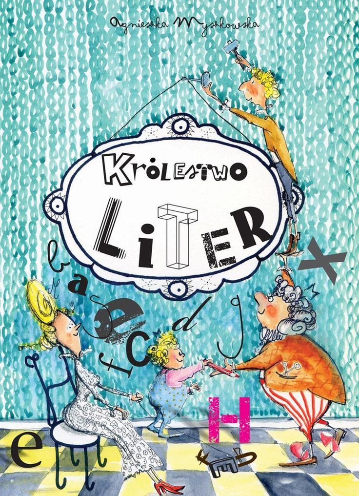 Królestwo Liter, A.Myszkowska (5-8)