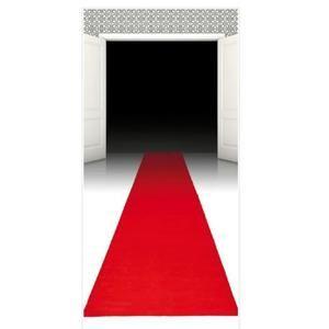 Tapis Rouge de Céremonie ou pour défiler devant son plan de travail dans sa cuisine! 450x60 cm - Achat / Vente tapis de couloir - Cdiscount 16€