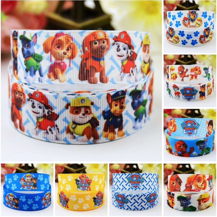 7/8'' (22mm) Paw Patrol Cartoon Character printed Grosgrain Ribbon party decoration satin ribbons 10 Yards    9.00, 9.99  Tag a friend who would love this!     FREE Shipping Worldwide     Get it here ---> https://liveinstyleshop.com/78-22mm-paw-patrol-cartoon-character-printed-grosgrain-ribbon-party-decoration-satin-ribbons-oem-10-yards/    #shoppingonline #trends #style #instaseller #shop #freeshipping #happyshopping