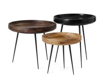 Mater design bowl tables