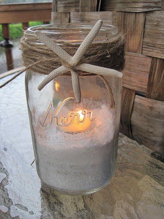 25 amazing diy beach decorations - Diy Beach Decor