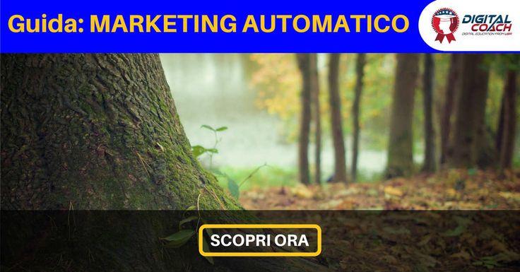 Il marketing automatico è fondamentale per convertire in modo scientifico i contatti commerciali di un'azienda. Scopri come funziona leggendo la guida.