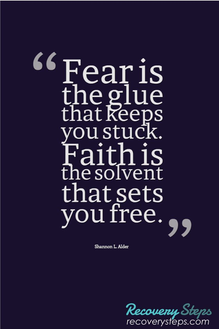 Inspirational quotes fear is the glue that keeps you stuck for Christmas inspirational quotes free