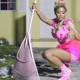 Nicki Minaj gif