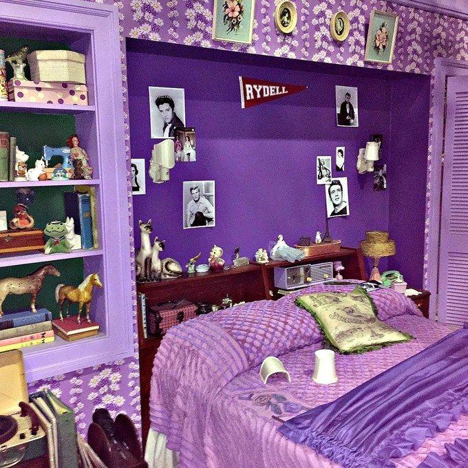 Hot Pink Bedroom Accessories Bedroom Ideas Pinterest Bedroom Decor Ideas Uk Lilac Bedroom Accessories: Best 25+ Frenchy Grease Ideas On Pinterest