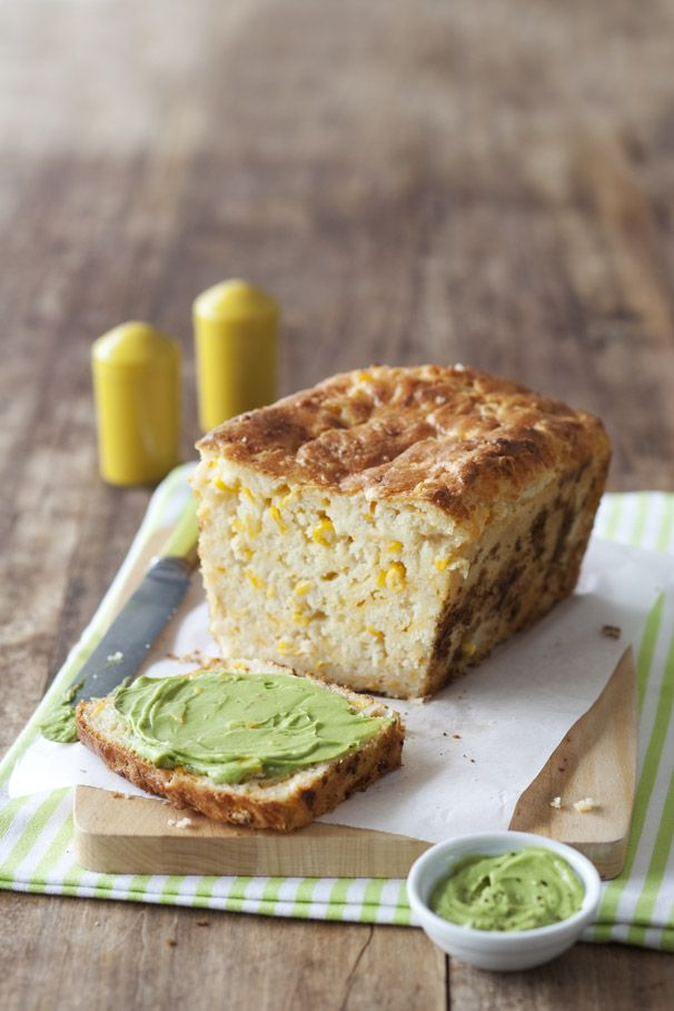 Avo on delicious home-made bread is simply divine. www.picknpay.co.za