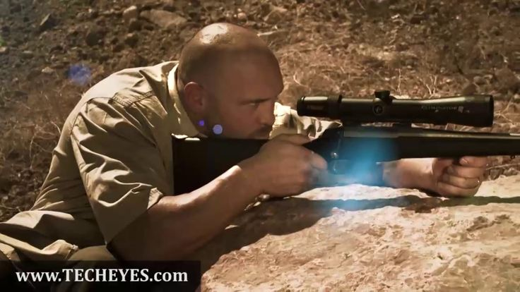 Video is alway better! Check out Burris Eliminator III Commercial featuring MMA Heavyweight Shane Carwin Video-Review by www.TECHEYES.com    Don't forget to LIKE & Subscribe!   #BurrisEliminator #BurrisProducts
