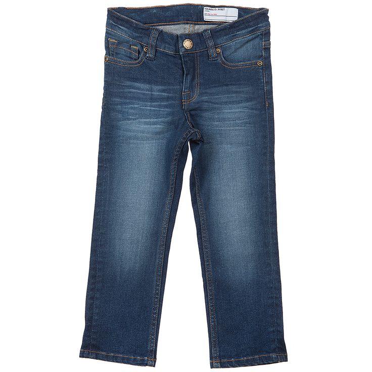 Mid Blue Regular Fit Child Jeans (2-6yrs)