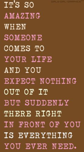 When you least expect it | Quotes at Repinned.net